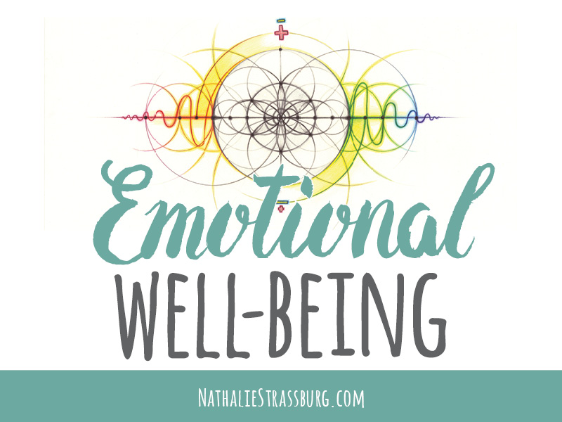 Emotional Well-being by Nathalie Strassburg
