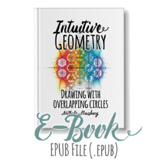 Intuitive Geometry - Drawing with overlapping circles E-Book by Nathalie Strassburg