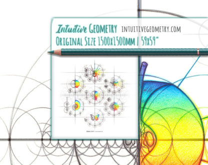 Nathalie Strassburg Intuitive Geometry 7 Examples with Steps Art