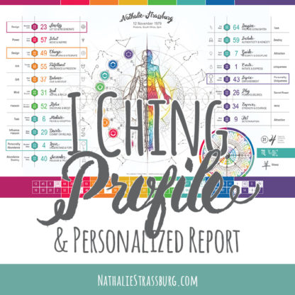 I Ching Personalized profile and report
