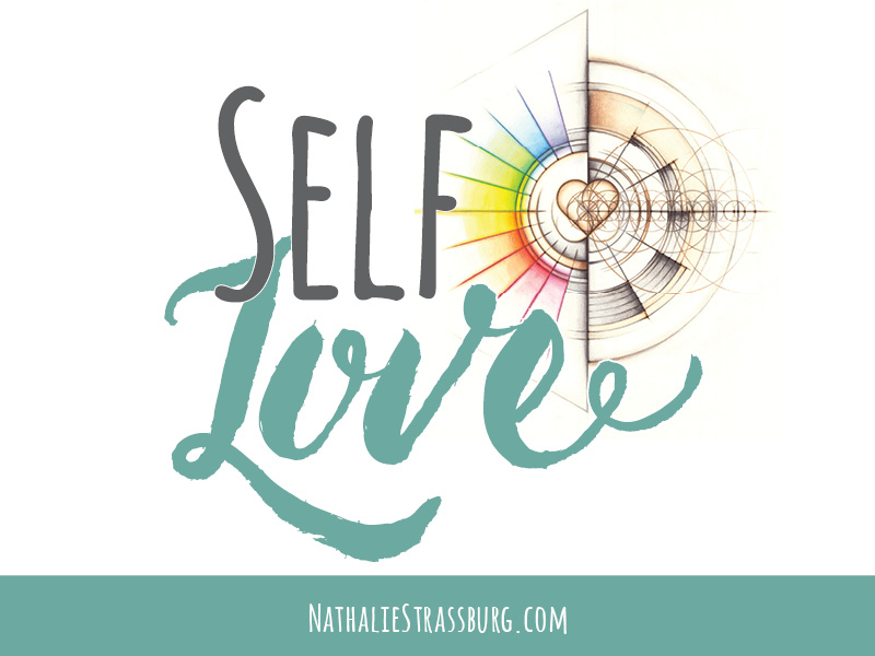 The Art of Self Love by Nathalie Strassburg