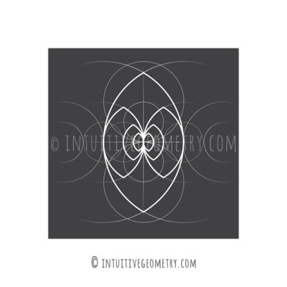 Intuitive Geometry Vesica Pisces images pdf and eps