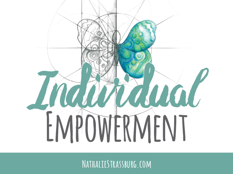 Individual Empowerment by Nathalie Strassburg