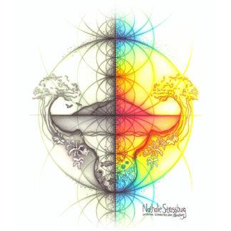 Nathalie Strassburg Intuitive Geometry Spectrum Earth Art